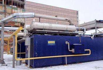 Блочно-модульная котельная и газопоршневые установки
